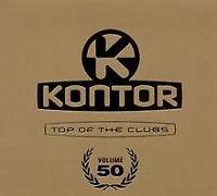 Kontor Top of the Clubs Vol. 50 von Various | CD | Zustand gut