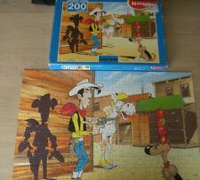 puzzle de 200 pièces Nathan luky Luke