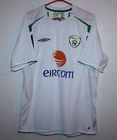 Republic Of Ireland National Team away shirt World Cup 2002 Umbro Size M