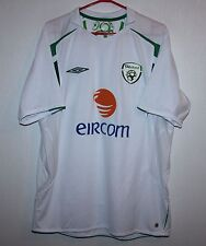 Republic Of Ireland National Team away shirt 05/06 Umbro Size L