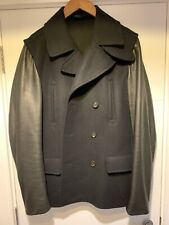 All Saints Glade Pea Coat Extra Large
