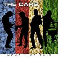 "THE CARS ""MOVE LIKE THIS"" CD NEU"