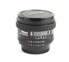 Nikon NIKKOR 20mm f/2.8  CRC AF SIC Lens