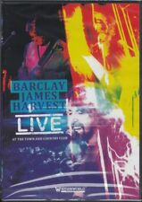 BARCLAY JAMES HARVEST - LIVE at the Town and Country Club | DVD Neuware sealed