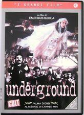 Dvd Metro (Grandi película) por Emir Kusturica 1995 Nuevo