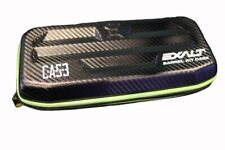 Exalt Paintball Carbon Series Barrel Case - Black and Lime