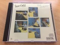 THE STAN GETZ QUARTET THE DOLPHIN (WEST GERMANY - 1981) 6 TRACK CD ALBUM MB6