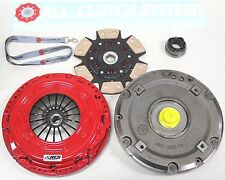 ACS STAGE 3 CLUTCH KIT+FLYWHEEL+CAR DECAL DODGE NEON SRT-4 SRT4 2.4L TURBO