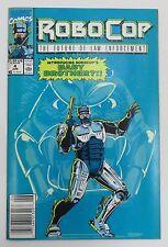 RoboCop   Vol. 1 No. 4 June 1990 Near MINT Condition Marvel Comics
