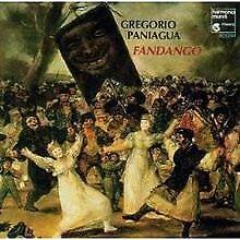 Paniagua - Fandango (UK Import) von Gregorio Paniagua   CD   Zustand sehr gut