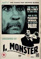 I, Monster - Amicus Classics [DVD][Region 2]