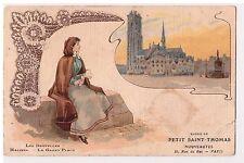 BELGIQUE - MALINES - LES DENTELLES - LA GRAND'PLACE 1907