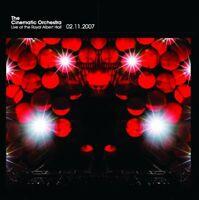 "THE CINEMATIC ORCHESTRA ""LIVE AT THE ROYAL..."" CD NEUF"