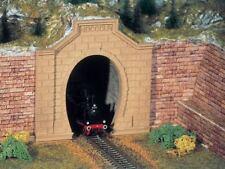 Vollmer H0 2504 Portal Túnel Valle Del Rin 1-gleisig 2 unidades NUEVO