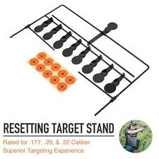 New listing Reset Targets for Shooting Rated for .177 .20 .22 Caliber Airsoft Pistol 00006000 s Auto