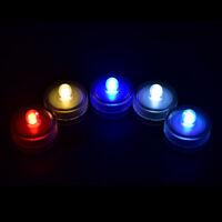 LED tauchfähig Licht Batterie wasserdicht unter Wasser Schwimmbad TeichPDH