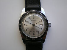 Rare KAREX DDR GERMAN DIVER  Men's WATCH 75s