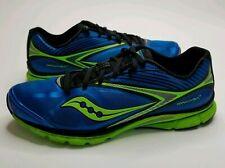Saucony Mens Running Racing Kinvara 4 Training Shoes Blue Sz 13