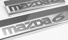 Mazda 6 GJ Edelstahl  Einstiegsleisten mit Logo Angebot