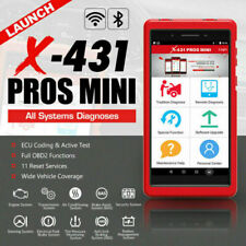 LAUNCH X431 Pros Mini EOBD OBDII Diagnostic Scanner Scan Tool
