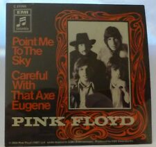 Pink Floyd Sticker point me to the sky Licensed NOS very rare