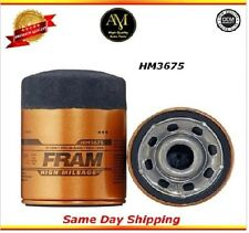 HM3675 Oil Filter for Isuzu Cadillac Buick Oldsmobile 4.2L 4.3L 5.0L 5.7L