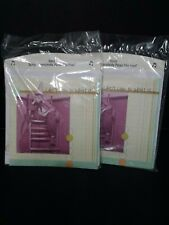"Set of 4 ""Sorry"" Musical Hallmark Cards"
