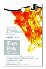 Jacquard iDye Poly Orange - fabric dye for synthetic fibers (polyester, nylon)