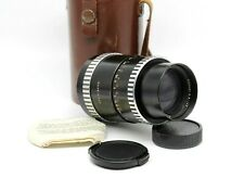Carl Zeiss Jena Zebra Sonnar 135 mm f 3.5 M42 lens telephoto portrait Retro A08