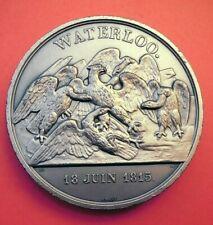 Medaille Napoleon   1815 Waterloo  NP
