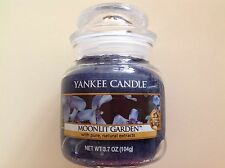 Yankee Candle Moonlit Garden Small Jar Candle