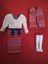RARO - Barbie outfit completo anni'70 originale Mattel ottime condizioni