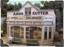 BAR MILLS BUILDINGS 462 HO Amos Cutter General Store Merch Model Railroading Kit