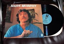 MARK MURPHY Living Room NM 1986 Muse LP Grady Tate TED CURSON David Braham