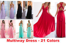 Unbranded Polyester/Spandex Dresses for Women
