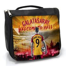 Galatasaray Football Wash Bag Toiletry Mens Grooming Case *Personalised* AF54