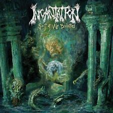 Incantation - Sect Of Vile Divinities CD ALBUM NEW (21ST AUG) ups
