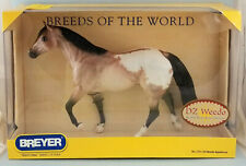 Breyer 1315 NO SPOT DZ Weedo Appaloosa Stallion Model Horse NICE - NIB