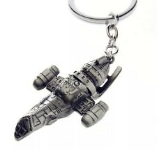 Firefly Serenity Transport Ship Metal Keychain 2� Us Seller