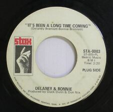 Rock Promo 45 Delaney & Bonnie - It'S Been A Long Time Coming / It'S Been A Long