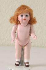 """Doll Mignonnette Poupée Repro """"D1"""" : Kestner 12 cm"""