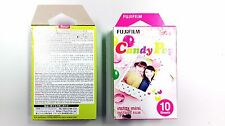 Fujifilm Fuji Instax Mini Candy Pop 10 Film 7s 8 25 50s 70 90 Camera SP-2 SP-1