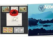 Portugal Azores - 1989 - Presentation Pack as scanned (mint) pre-owned