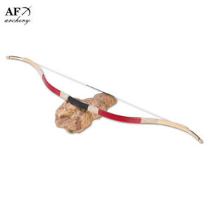 Turkish Fiberglass Bow Short bow Traditional Handmade 20-50lbs Recurve bow
