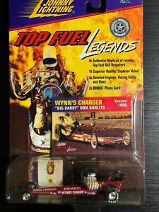 Johnny Lightning Top Fuel Legend Wynns Charger BIG DADDY Don Garlits Season 1966