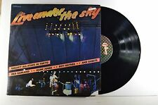 galaxy all-stars in tokyo 2lp live under the sky   gxy-95001  vg+/m-