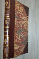 Edition originale / GONCOURT (Edmond & Jules de) IDEES ET SENSATIONS  / 1866