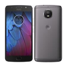 """Motorola Moto G5S 4G 5,2"""" 3GB 32GB Gris Lunar Nuevo. Envío 24H"""