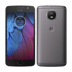 "Motorola Moto G5S 4G 5,2"" 3GB 32GB Gris Lunar KM0."