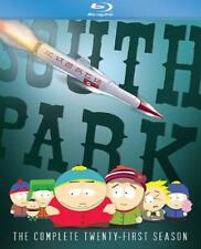 South Park: The Complete Twenty-First Season New Blu-Ray Disc
